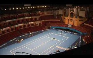 El tenis toma el Royal Albert Hall
