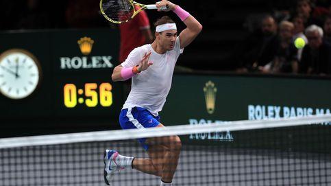 Rafa Nadal en directo: debuta contra Alexander Zverev en la Copa de Maestros