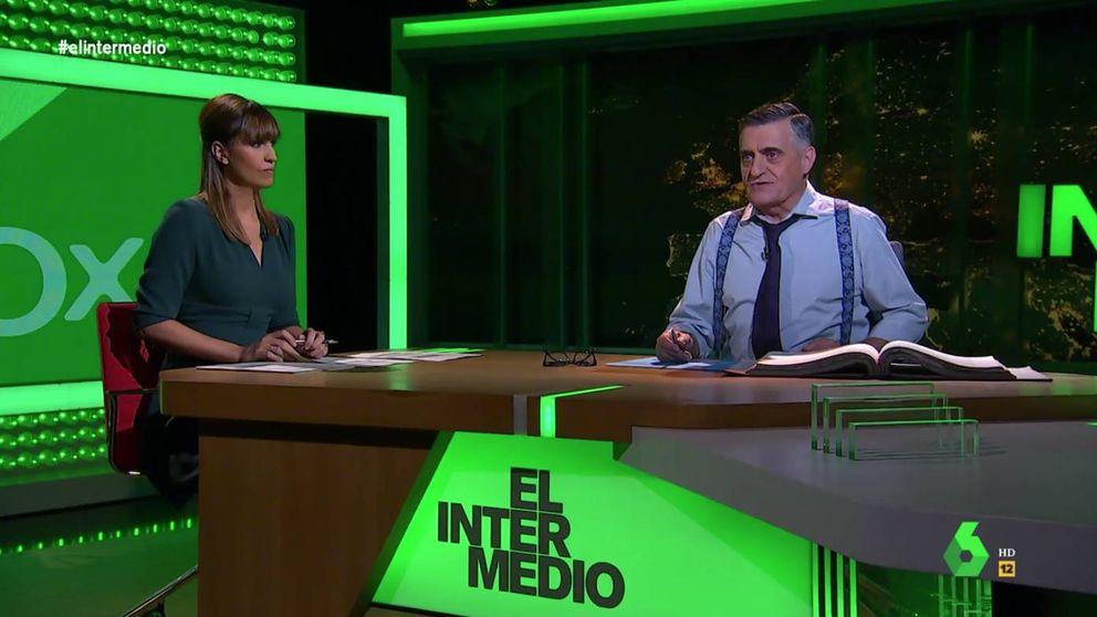 Sandra Sabatés, primera 'víctima' de 'El intermedio', tras del preacuerdo del PSOE
