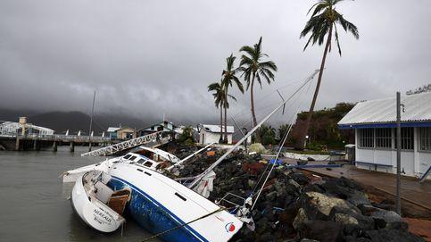 El ciclón Debbie destroza la costa australiana