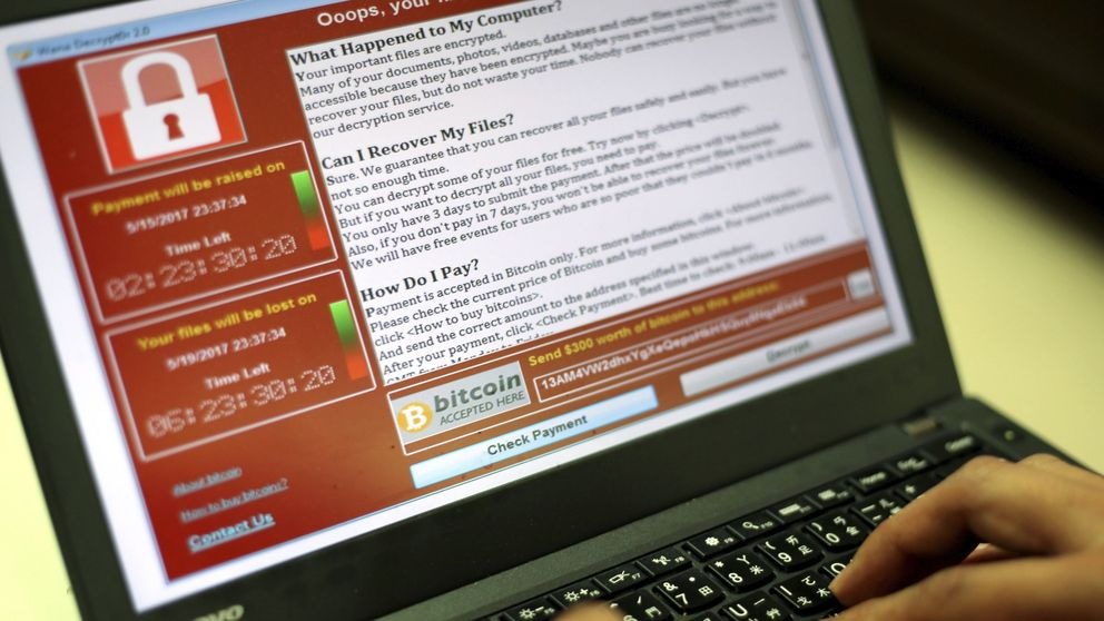 El ciberataque remite en Europa: Putin se lava las manos y Microsoft culpa a EEUU