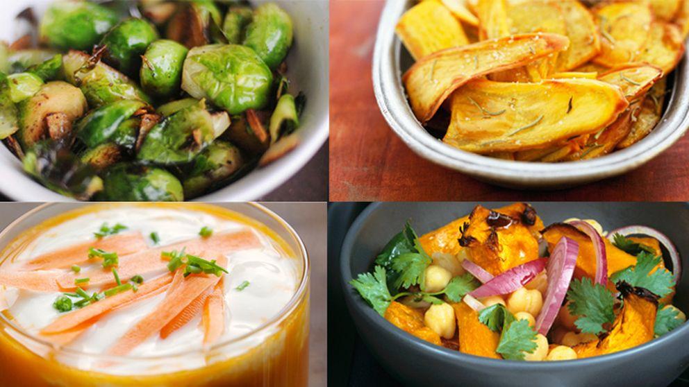 Cuatro ideas para comer sano y sin que engorde durante la semana