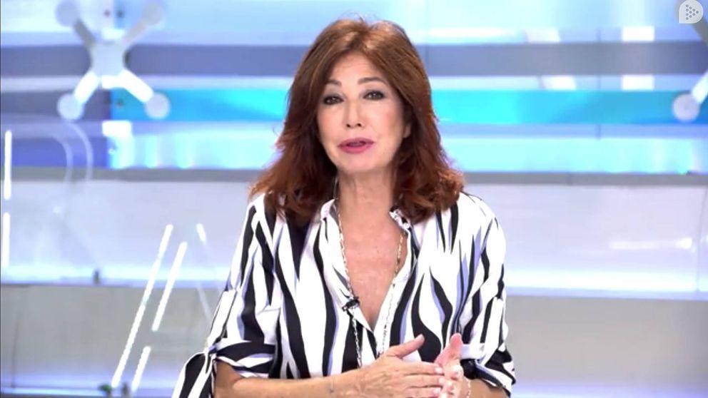 Ana Rosa asegura que le costó más que a cualquier hombre ser directiva