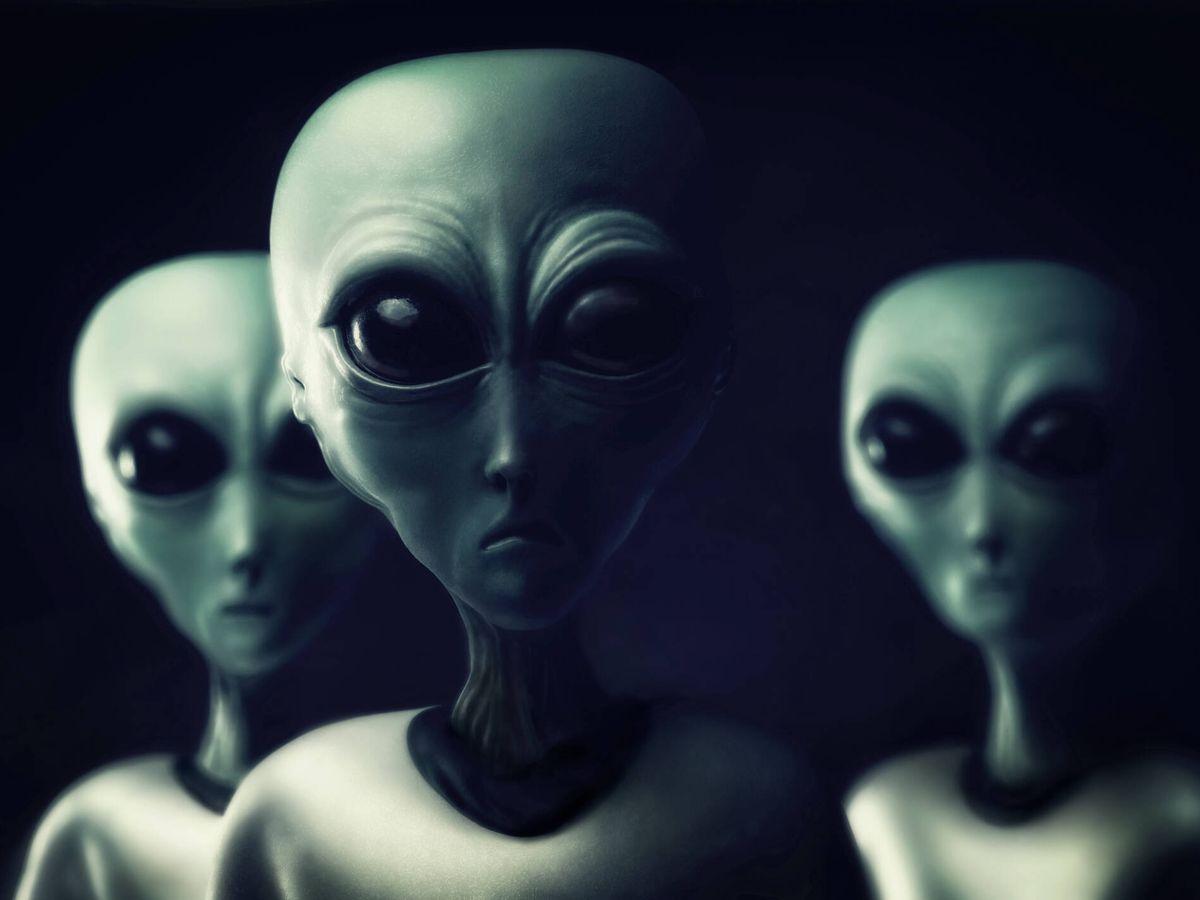 Foto: Los aliens ya están entre nosotros (iStock)