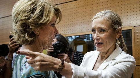 """Cifuentes no quiere ser presidenta del PP de Madrid: """"No me lo planteo"""""""