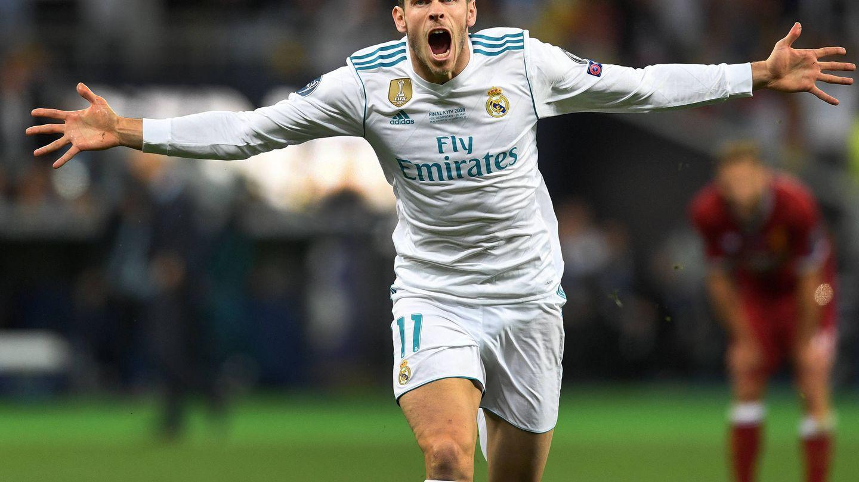 Gareth Bale, una de las grandes estrellas del Real Madrid. (Getty)