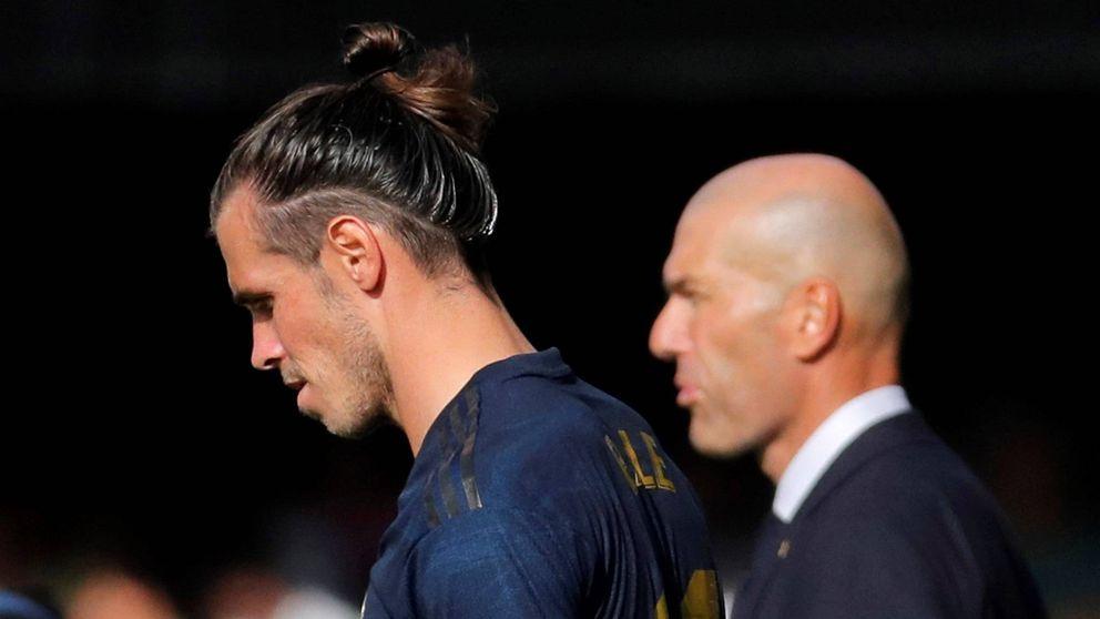 El día que Zidane cogió la bandera de Bale en el Real Madrid y se cargó a Vinicius
