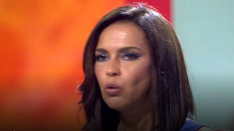 Olga ha evitado pronunciarse sobre Rocío Carrasco. (Mediaset)