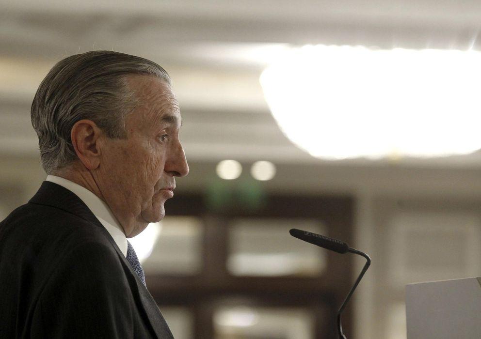 Foto: José María Marín Quemada, presidentede la Comisión Nacional de los Mercados y la Competencia (CNMC) (EFE)