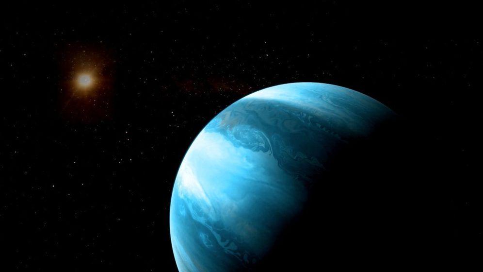 Foto: Un inusual exoplaneta gaseoso desafía la teoría sobre la formación planetaria