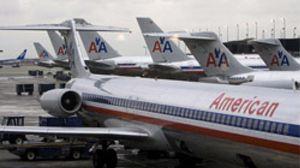Las aerolíneas estadounidenses vuelan en bolsa tras la quiebra de American Airlines