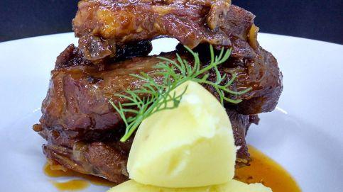 Cochifrito de cabrito y ajaceite de patata, la receta irresistible