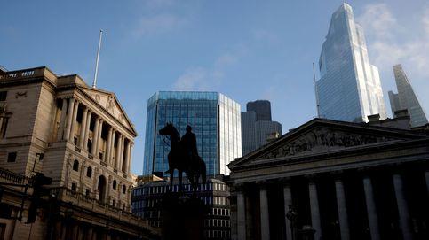 El Banco de Inglaterra reduce el ritmo de compra de bonos antipandemia