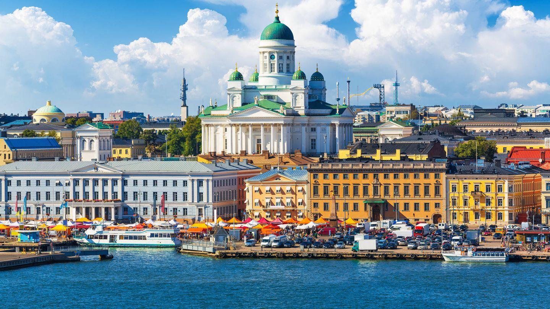 Helsinki en Finlandia. (iStock)
