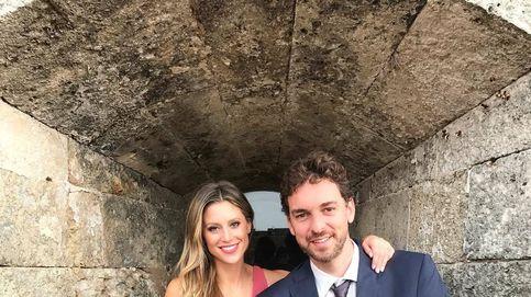Pau Gasol y Cat McDonnell se han casado: historia de una boda en cuatro pasos