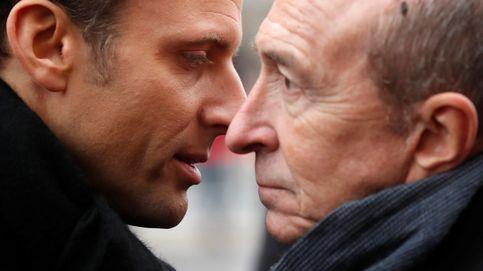 El ministro de Interior francés presenta su dimisión a Macron, que la rechaza
