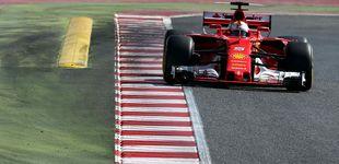 Post de El vacile de Vettel con su Ferrari que tanto preocupa a Red Bull