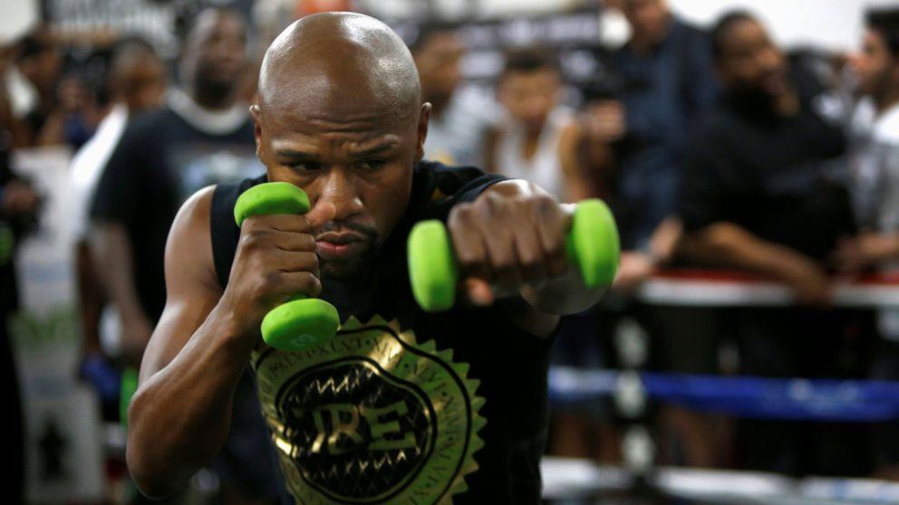 Mayweather ensucia más el combate con otro ataque a McGregor