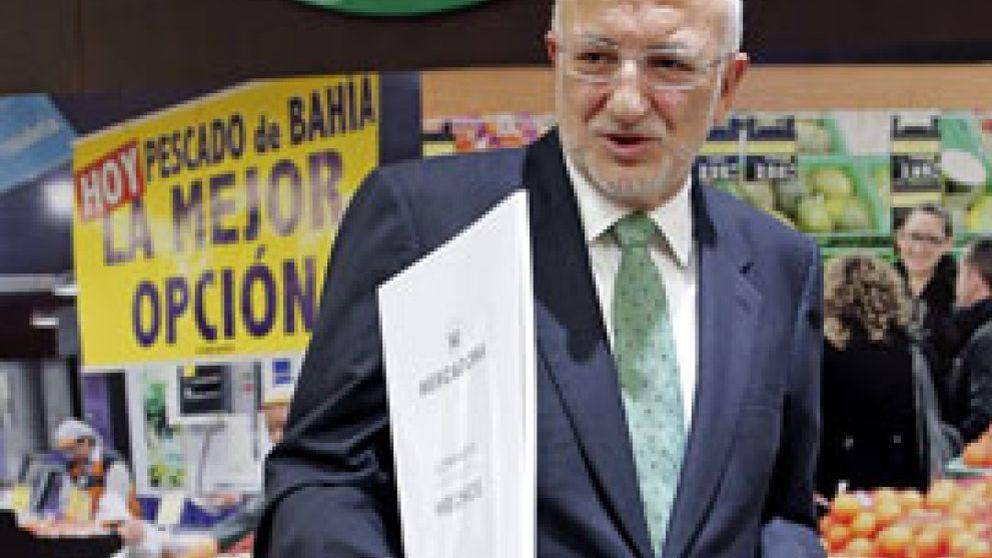Mercadona se valora en 3.100 millones, después de comprar a Fernando Roig un 2,4% por 71,6 millones