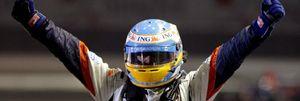 Alonso vuelve a ganar en la carrera que estaba perdida