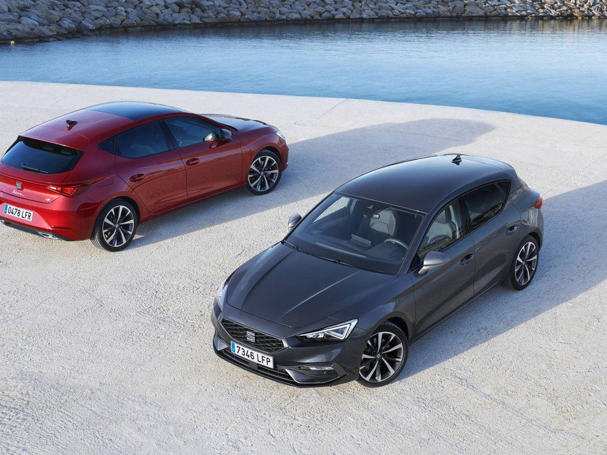 Foto: La gama inicial del nuevo Seat León solo ofrece motorizaciones de 130 o 150 caballos, pero cuenta con versión Mild Hybrid.