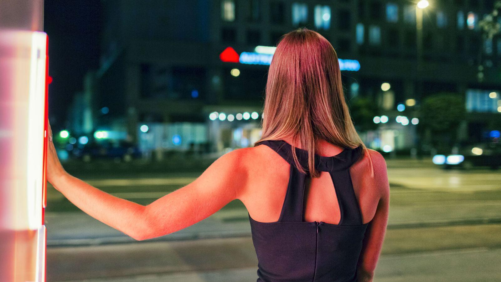 es legal irse de prostitutas videos de prostitutas callejeras