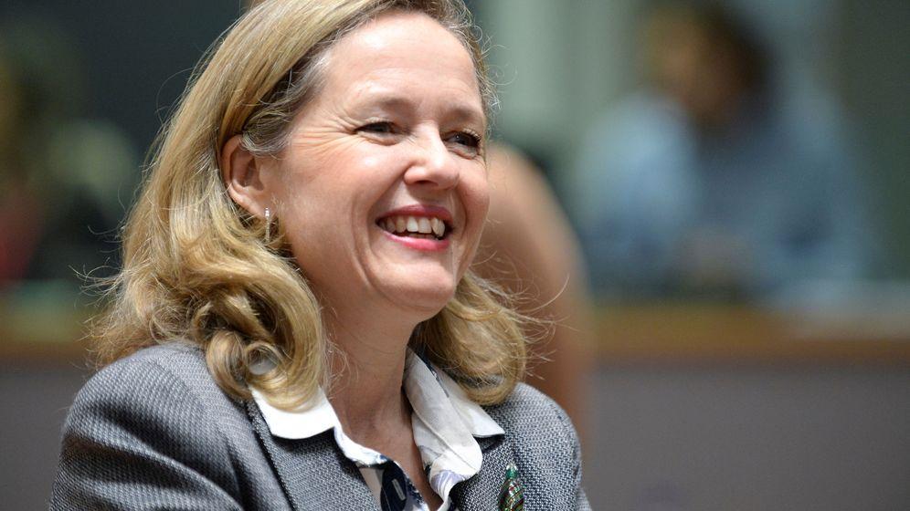 Foto: La ministra de Asuntos Económicos, Nadia Calviño. (Reuters)