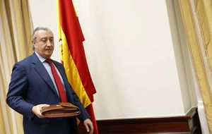 Gómez-Pomar ficha a su segundo de Renfe para liberalizar el AVE
