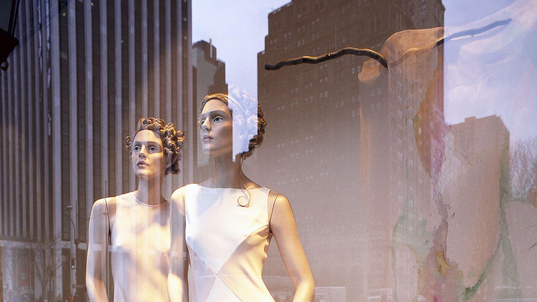 Escaparate de Saks Fifth Avenue (Foto: I.C.)