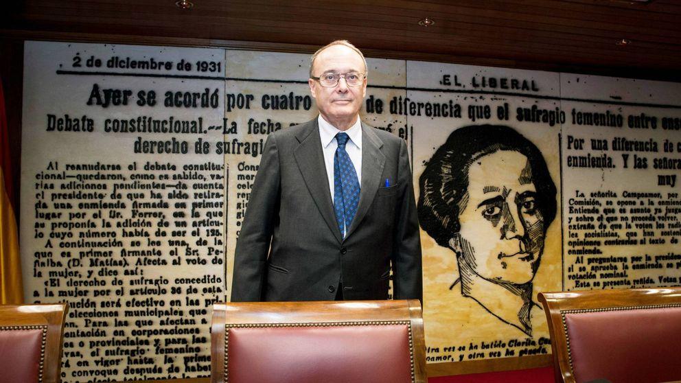 Linde, exgobernador del Banco de España,  ficha como asesor de Sociedad Civil Catalana