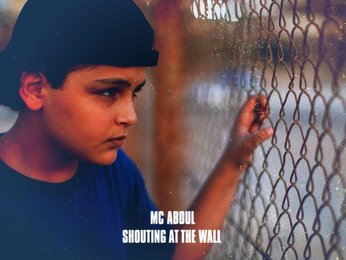 Foto: Fotografía del single 'Shouting at the wall' (MC Abdul)