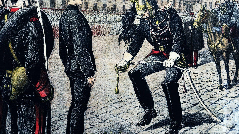 La degradación de Alfred Dreyfuss