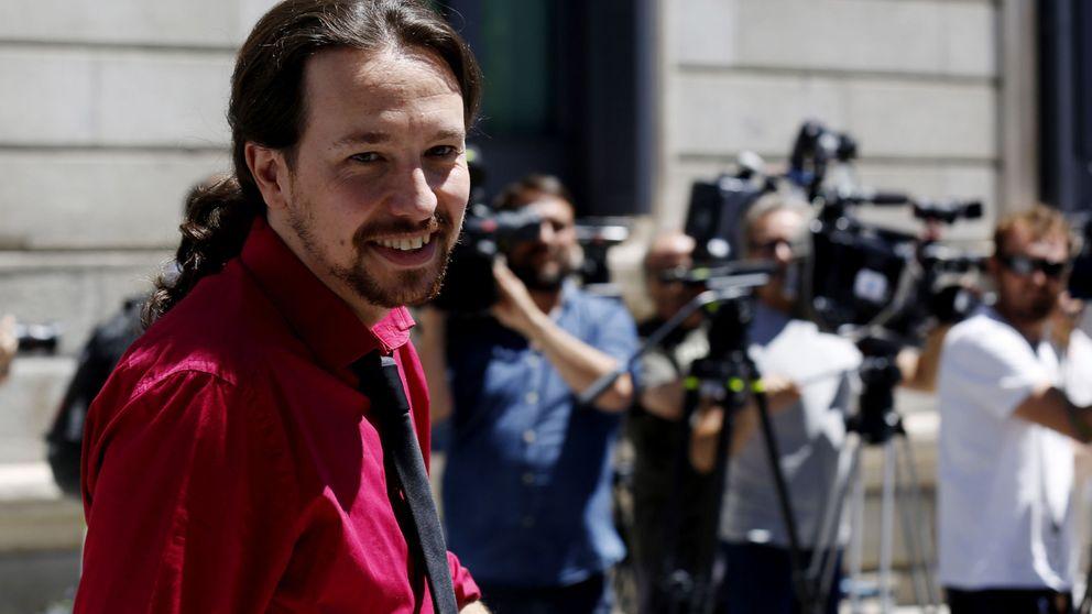 Iglesias avisa: si el PSOE queda tercero, Sánchez nunca llegará a la Moncloa
