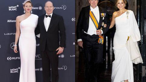 Máxima y Charlène: dos mujeres y un mismo vestido de Stella McCartney