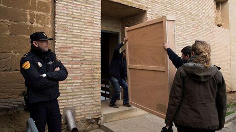 La jueza rechaza ejecutar la sentencia que ordena devolver las pinturas de Sijena