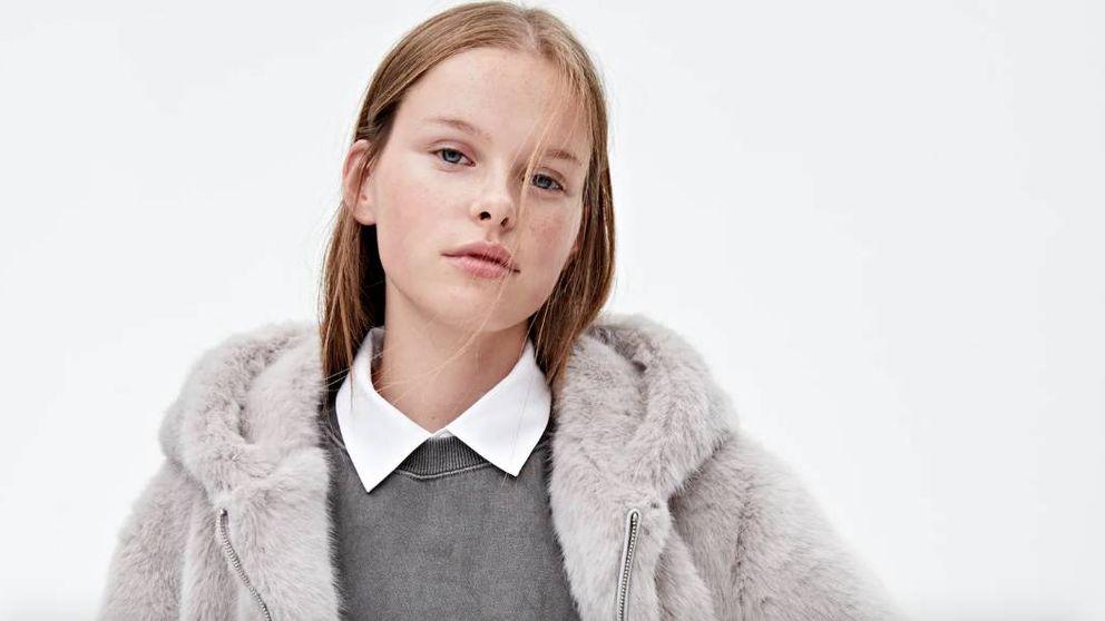 El nuevo abrigo de pelo de Pull & Bear se convertirá en la prenda 'to go' de tu armario