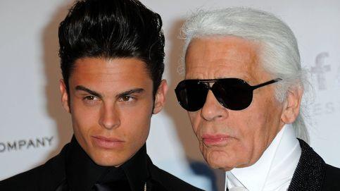 Baptiste Giacobini, el 'viudo' y heredero de Lagerfeld, ha hablado sobre su amor