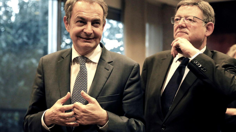 El archivo del delito electoral libra a Zapatero de la investigación de sus actos con el PSPV