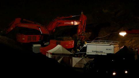 El equipo de rescate halla el cuerpo sin vida de Julen en el pozo de Málaga