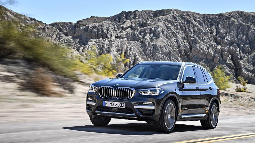 Foto: BMW X3, pronto también un híbrido enchufable