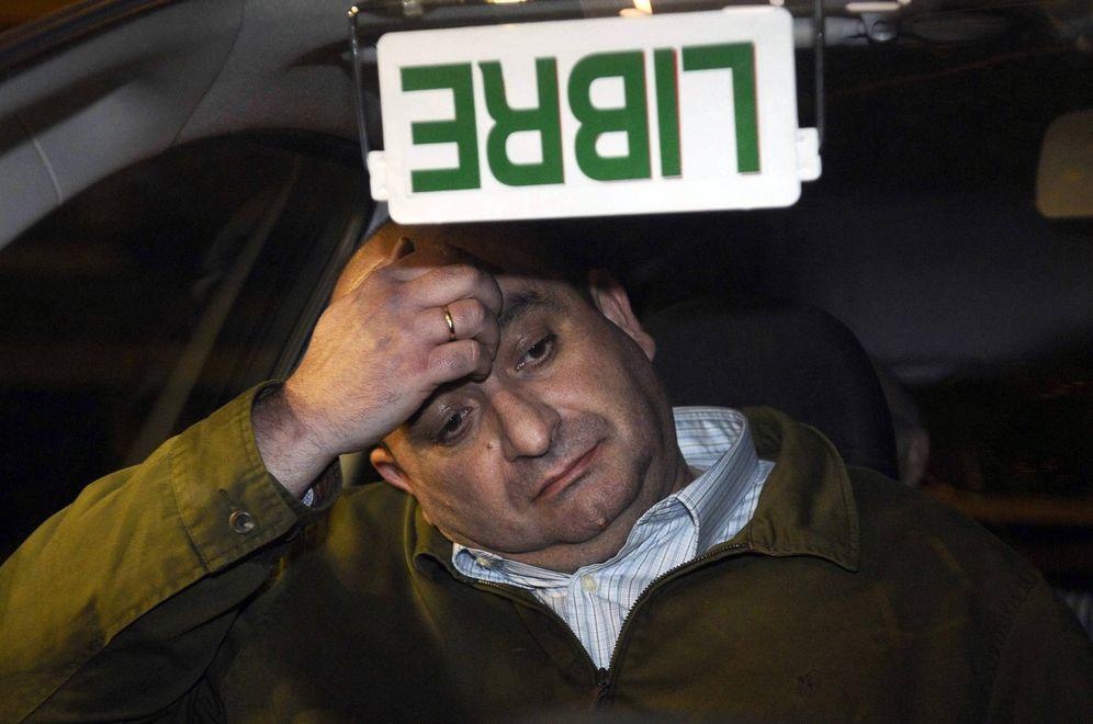 Foto: El exchófer Juan Francisco Trujillo. (EFE)