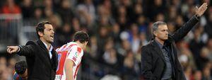 """El """"Mourinho muérete"""" del Calderón, reflejado en el acta de ayer, enciende el derbi del jueves"""