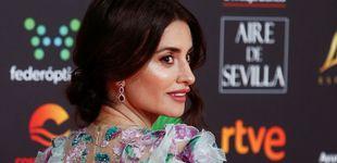 Post de Penélope Cruz, reina de la alfombra roja de los Goya: arriesgando y sin Chanel