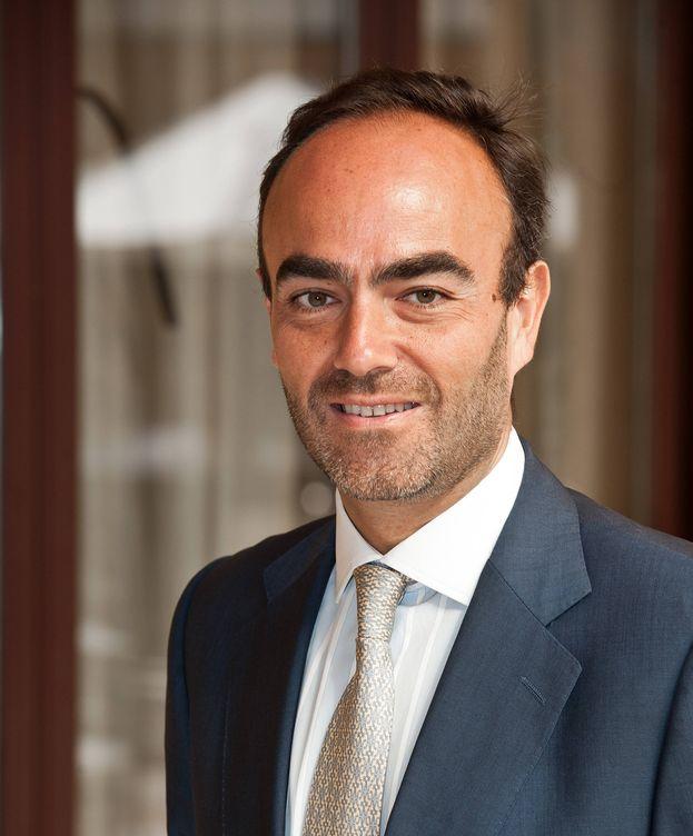 Foto: Antonio Núñez, autor de 'El líder ante el espejo'.