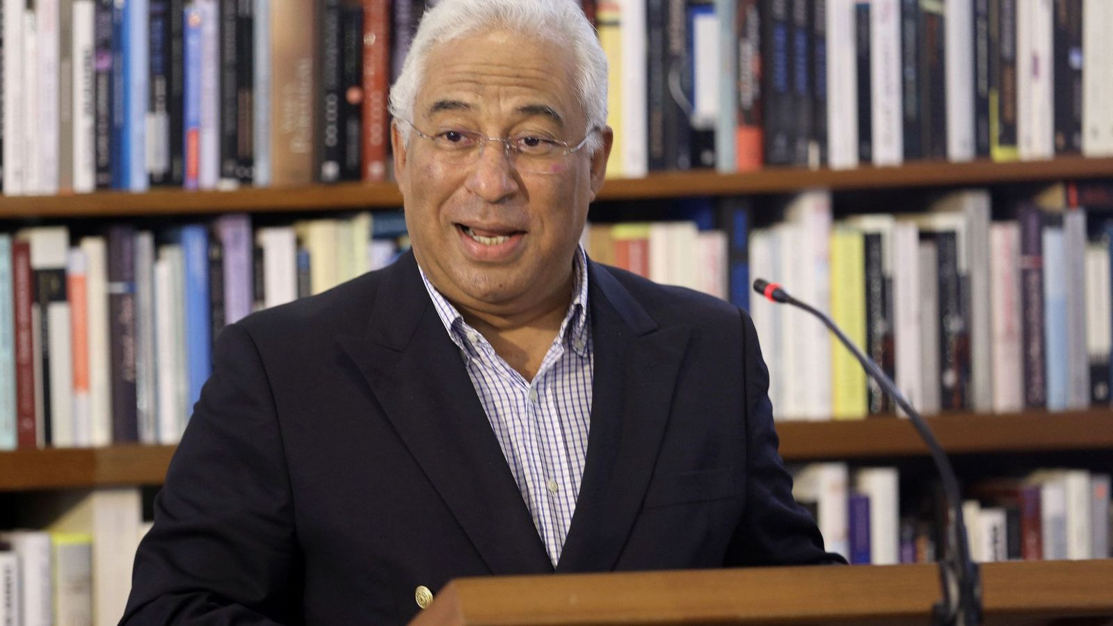 Foto: El primer ministro de Portugal, Antonio Costa. (EFE)