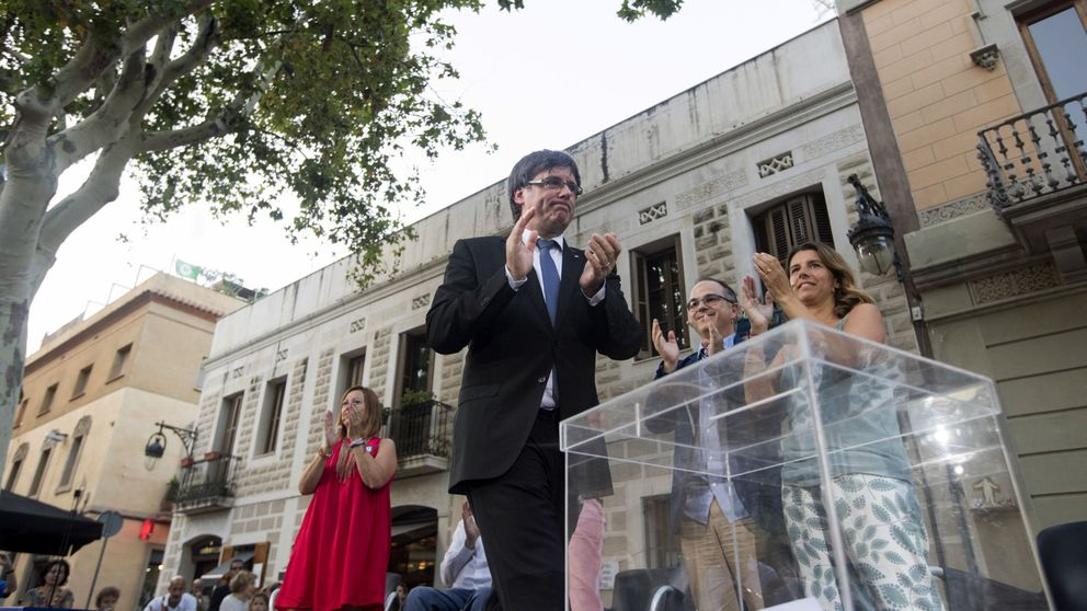 Puigdemont utilizará el censo electoral de las autonómicas para su referéndum