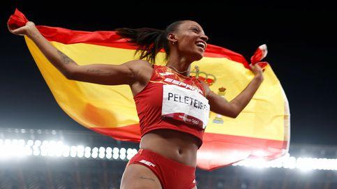 Ana Peleteiro se hace eterna con un salto que vale un bronce (y el récord español) en Tokio