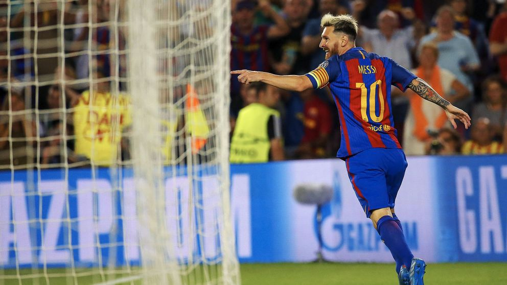 Triturado en Argentina, Leo Messi vuelve donde le quieren de verdad