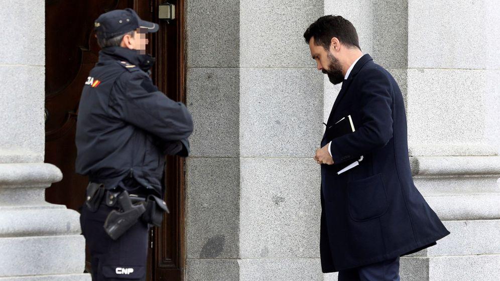 Foto: El juicio del procés arranca su cuarta semana en el tribunal supremo