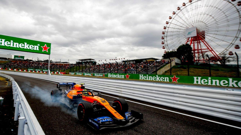 Por qué hoy no hay Fórmula 1 y otros GP donde la lluvia amenazó una carrera